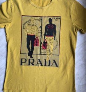 Фирменные футболки на подростка 13-15 лет