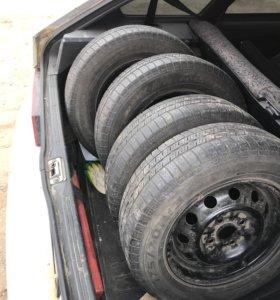 Комплект колёс на хендай р13 4х100