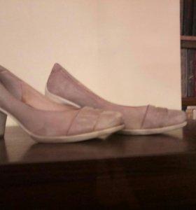 Туфли ECCO, большой размер