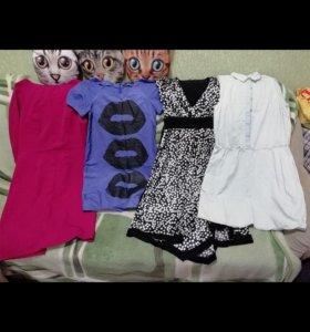 Пакет одежды 42-46 (более 15 вещей)