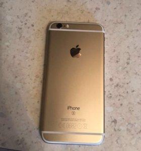Смартфон 6s64gb gold