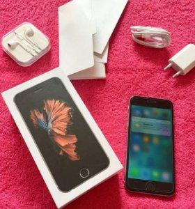 iPhone 6s 16gb Полный комплект