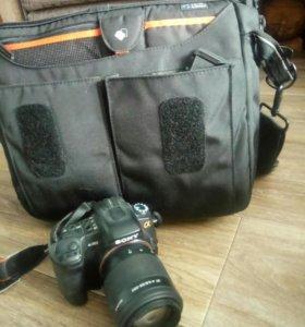 Фотоаппарат Sony a350