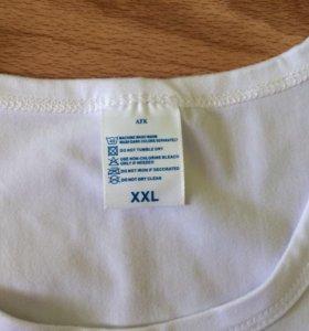 Новая футболка XXL