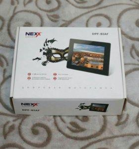 Цифровая фоторамка NEXX DPF-8IAF