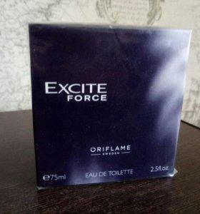 Туалетная вода Excite Force