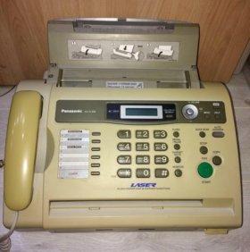 Лазерный факс-телефон срочно