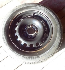 Одно колесо R15 4*114,3
