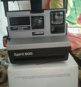 Polaroid spirit 600