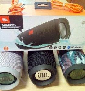 Колонка JBL Charge3+