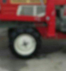 Вспашу мини трактором