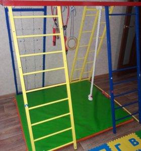 Детский спортивный комплекс от 1 года до 7 лет