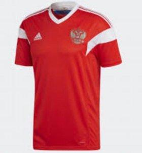 Футболка adidas сборная россии 2018