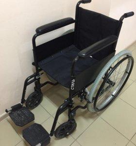 Инвалидное кресло СТИЛЬ (Ortonica base 100)