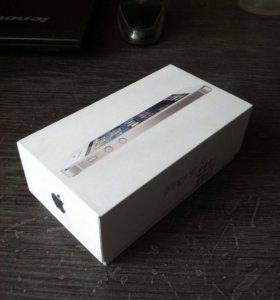 Коробка от I phone 5