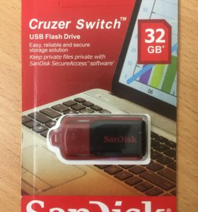 Флэш карта USB 32 gb