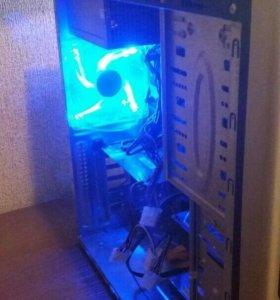 Игровой компьютер для работы дома или в офисе