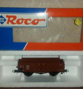 Железная дорога, Вагоны товарные, roco