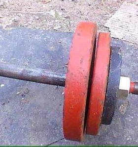 36 кг