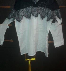 праздничная блузка