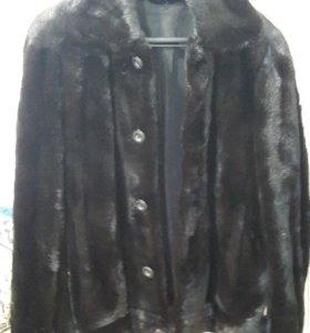 Мужская норковая куртка
