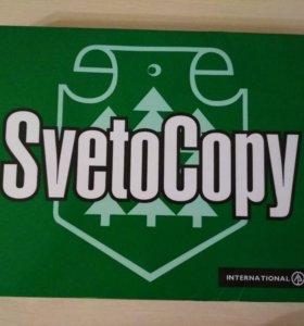 Бумага А4 SvetoCopy 500 листов
