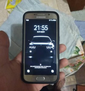 Samsung galaxy S 6 32g