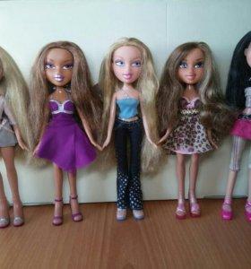 Куклы BRATZ оригинальные