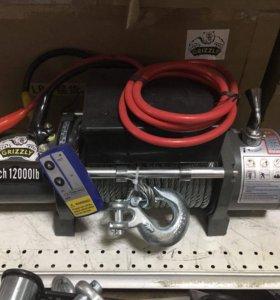 Автомобильная лебедка Electric Winch 6 т. Отправка