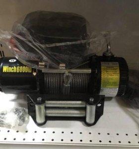 Автомобильная лебедка Electric Winch 3 т. Отправка
