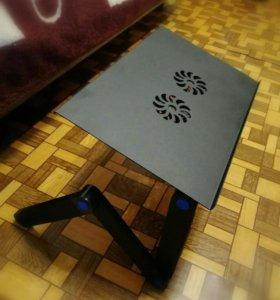 Охлаждающий стол подставка для ноутбука