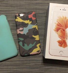 iPhone 6s Rose Gold (16gb)