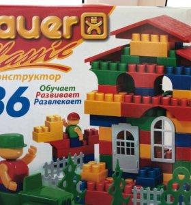 Конструктор Bauer 136 элементов