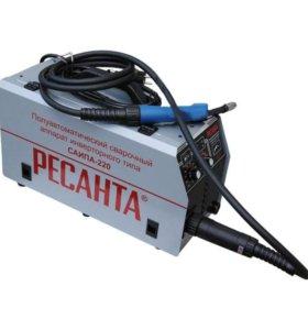 сварочный аппарат ресанта саипа220
