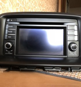Автомагнитола Mazda СХ-5 для 2014г