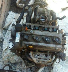 Двигатель 2 SZ-FE