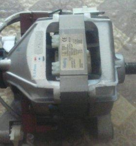 Двигатель от стиральной машинки indesit