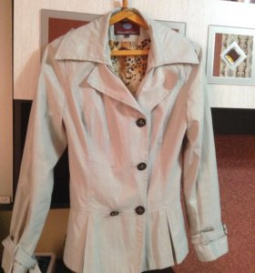 Куртка-плащик