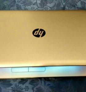 Ноутбук hp ddr4 full HD. Тянет gta 5.
