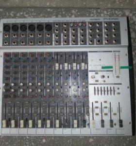 Микшерный пульт Phonic MM1805