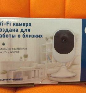 Видеонаблюдение Wi-fi