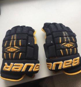 Хоккейные краги Bauer nexus 800