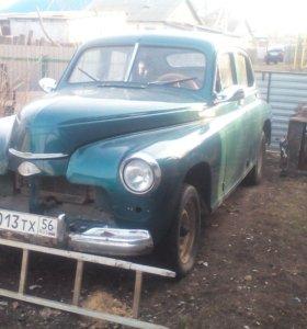 ГАЗ М-20 Победа, 1956