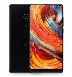 Новый Xiaomi Mi Mix 2 6/64 gb black