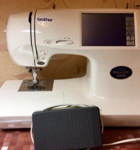 Швейно-вышивальная машинка Brother