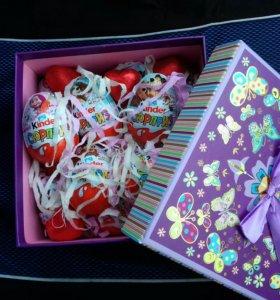 Сладкие подарки