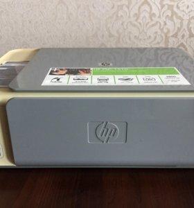 Цветной принтер HP PSC 1513 all in one