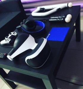 Виртуальная реальность Sony VR Sony PS4 Аренда