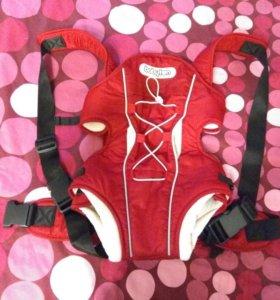 Слинг(рюкзак для малышей)