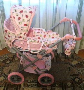 Детская коляска для кукол